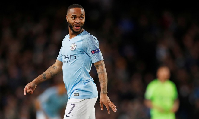 Man City reject Real Madrid's 'absurd' Raheem Sterling transfer offer - Bóng Đá