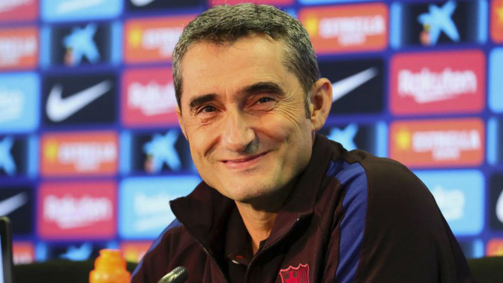 Valverde: When Barcelona lose you always look at the coach - Bóng Đá