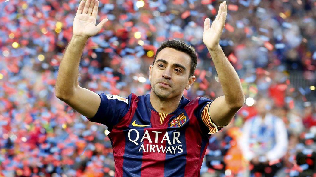 """1. Xavi Hernandez: Nếu để tìm ra một HLV mang """"ADN Barcelona"""", người đó không ai khác là Xavi, cựu danh thủ và là một huyền thoại tại sân Camp Nou."""