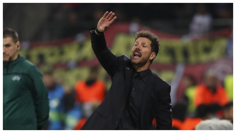 Simeone: It's clear there is something I have to improve - Bóng Đá