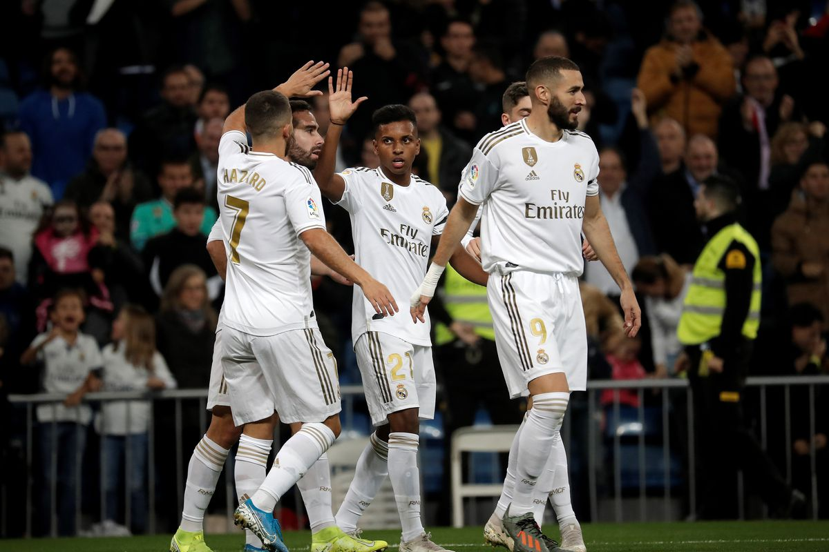 Real Madrid: Fans react to Karim Benzema's 50th Champions League goal - Bóng Đá