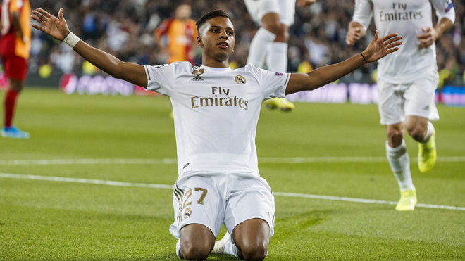 Real Madrid: Fans react to Rodrygo's perfect hat-trick in the Champions League - Bóng Đá