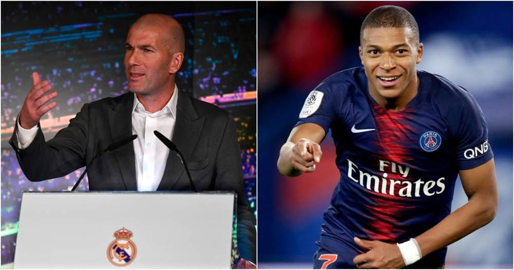 Real Madrid boss Zidane denies trying to unsettle Mbappe Read more at https://www.fourfourtwo.com/news/real-madrid-boss-zidane-denies-trying-unsettle-mbappe#svO0JI3X7vvfYD5Q.99 - Bóng Đá