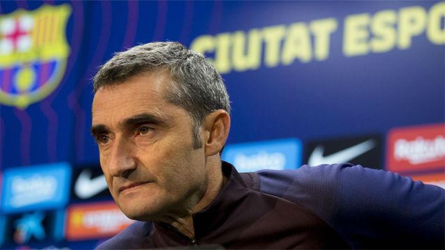 Barcelona players 'want Ernesto Valverde to stay' - Bóng Đá