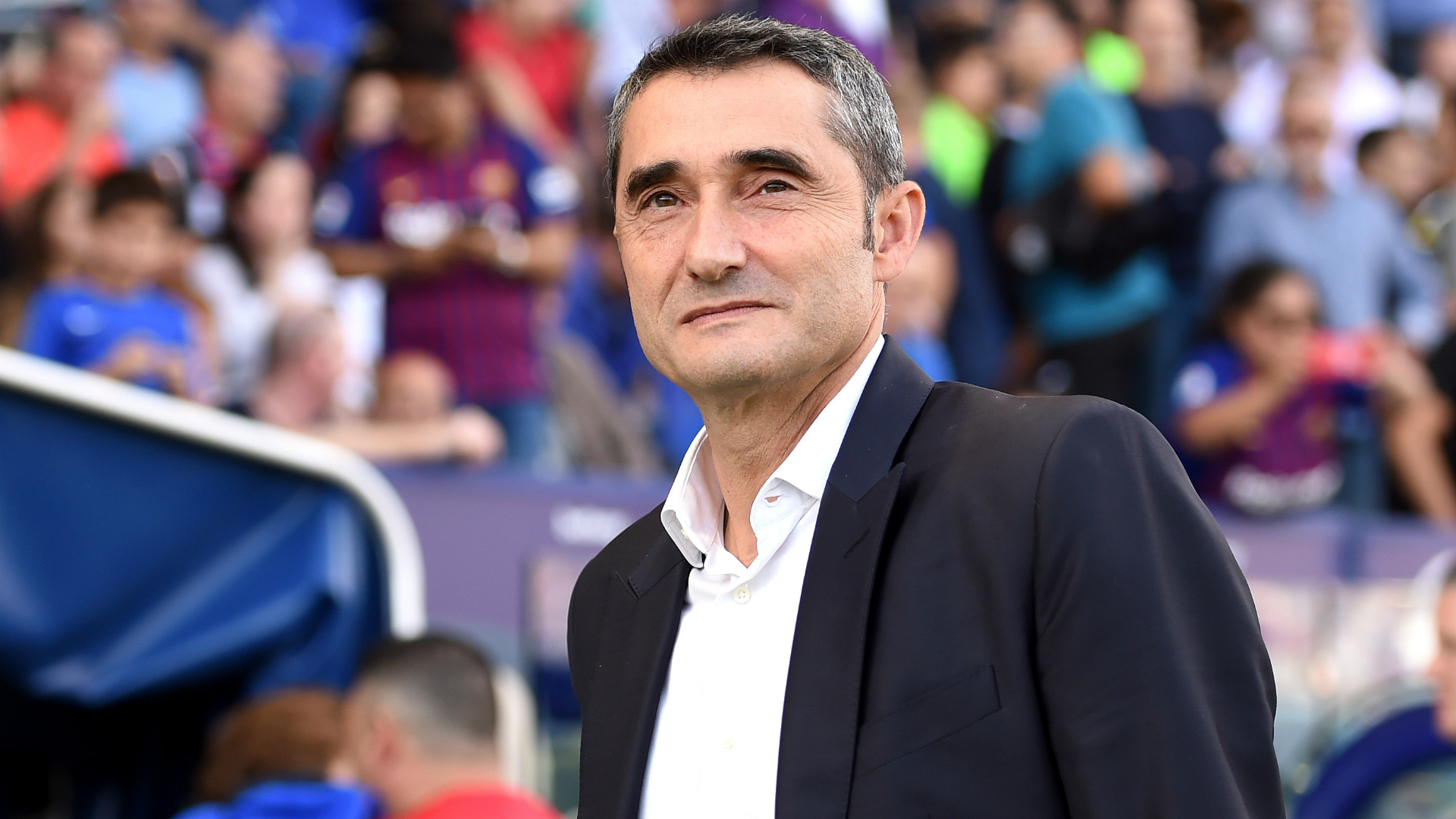 Valverde calm about Barcelona future - Bóng Đá