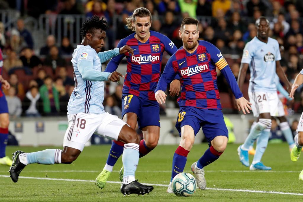 Three things we learned from Barcelona 4-1 Celta Vigo - Bóng Đá