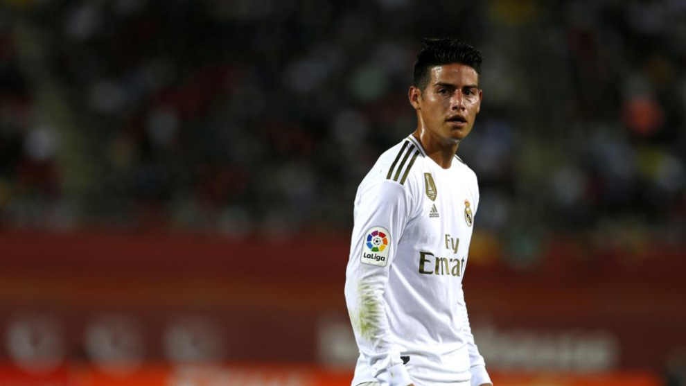 Premier League clubs watching James Rodriguez closely - Bóng Đá