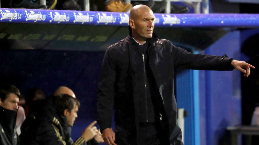 Zidane: Real Madrid have been more generous since Mallorca defeat - Bóng Đá