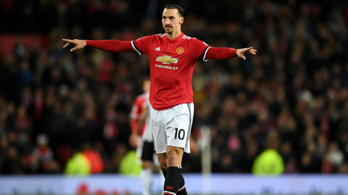 Zlatan Ibrahimovic linked with return to Manchester United - Bóng Đá