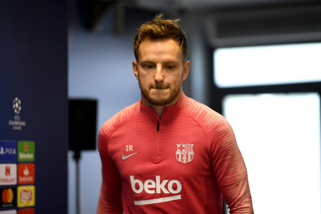 Juve likely to make move for Barca's Rakitic in January - Bóng Đá
