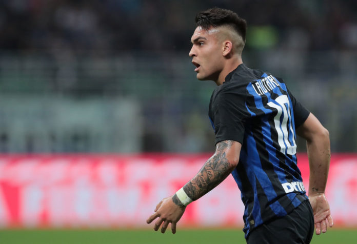 Real Madrid: Los Blancos want to hijack Lautaro Martinez from under Barcelona's nose - Bóng Đá