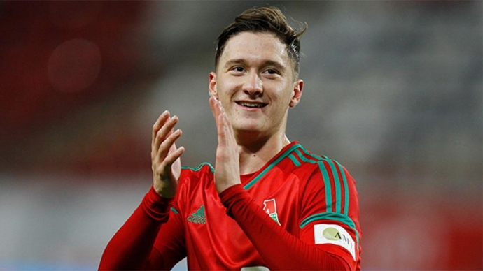 Juventus, Lokomotiv Moscow set €100 million price tag on promising striker - Bóng Đá