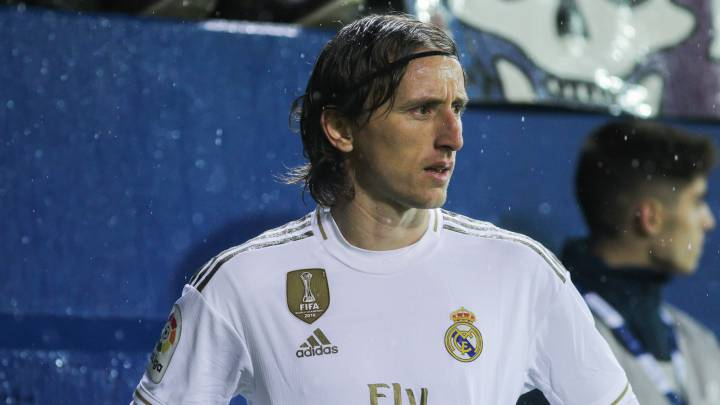 Modric: My present and future are at Real Madrid - Bóng Đá