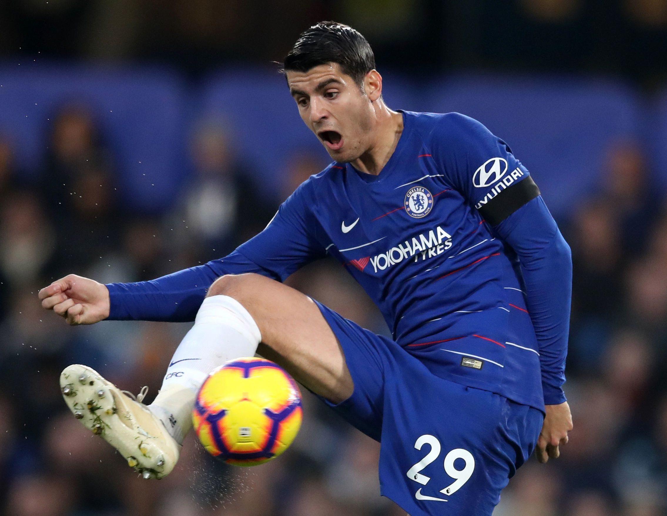 Chelsea: Fans slam Alvaro Morata after his comments on time with the Blues - Bóng Đá