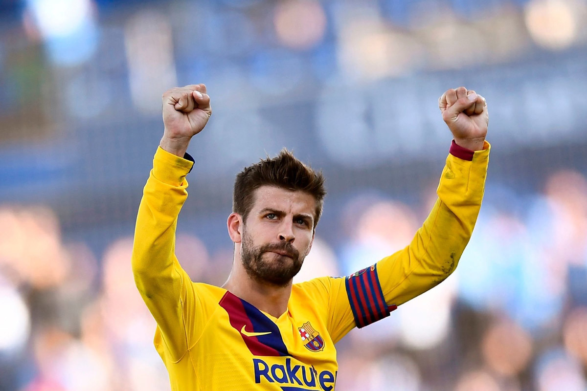 Lionel Messi suggests the perfect Gerard Pique replacement to Barcelona - Bóng Đá
