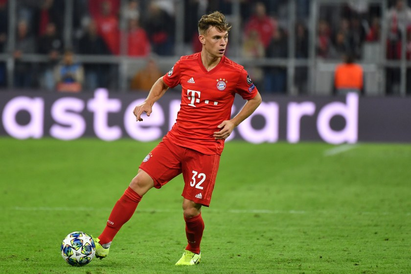 Barça is looking for an indisputable fullback and the one they like the most is the German, Joshua Kimmich - Bóng Đá