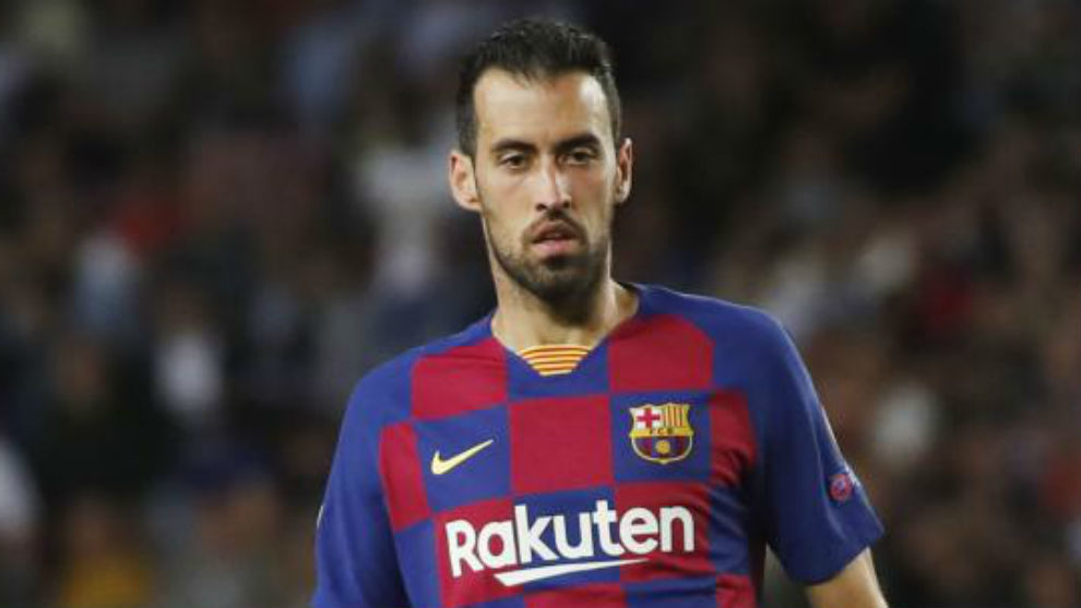 Busquets picks up fifth yellow card and will miss Atletico Madrid - Bóng Đá