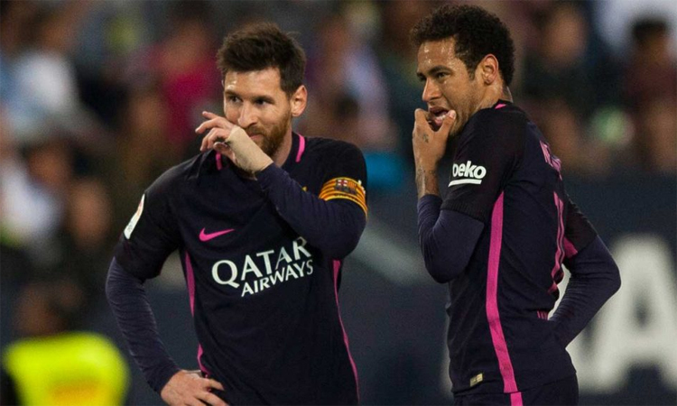 'I Will Leave In Two Years': Messi Confession To Neymar Will Send Shockwaves Through Barcelona And Argentina - Bóng Đá