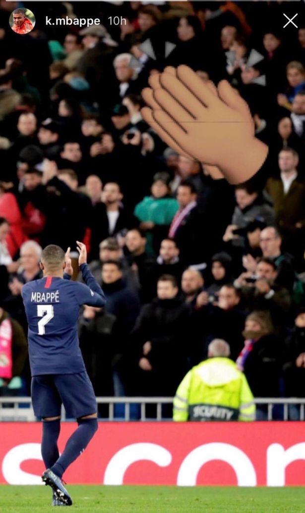 Kylian Mbappe sends message to Real Madrid fans after Bernabeu welcome - Bóng Đá