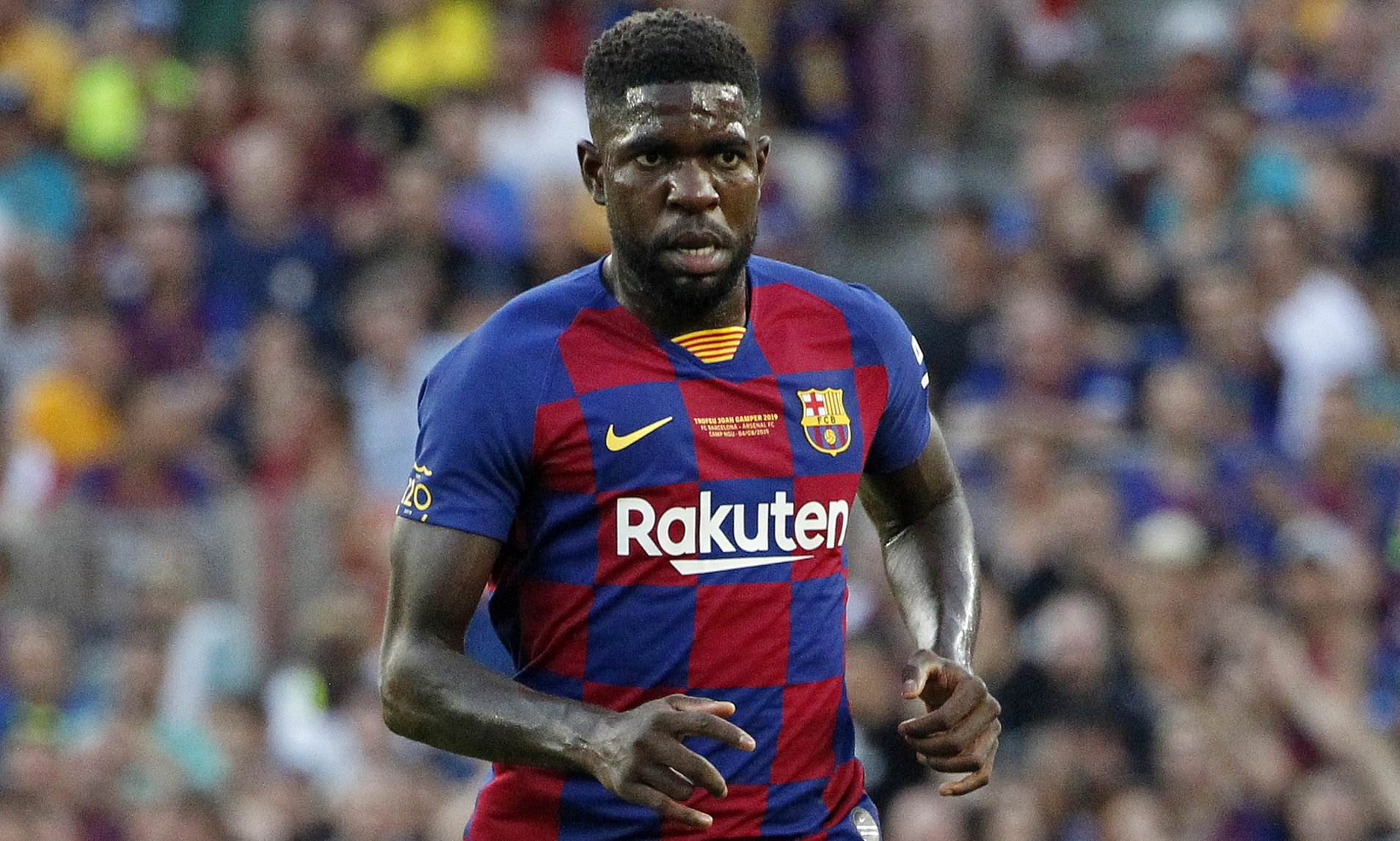 Samuel Umtiti open to staying at Barcelona for life – as long as he gets picked Read more at https://www.fourfourtwo.com/news/samuel-umtiti-barcelona-for-life#R1rq1tPLEZTpAS3S.99 - Bóng Đá