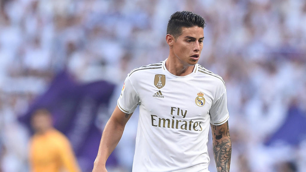 Arsenal reportedly want James Rodriguez, but do Tottenham need him more? - Bóng Đá
