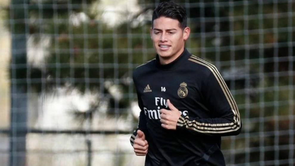 Inter ready to move for James Rodriguez - Bóng Đá