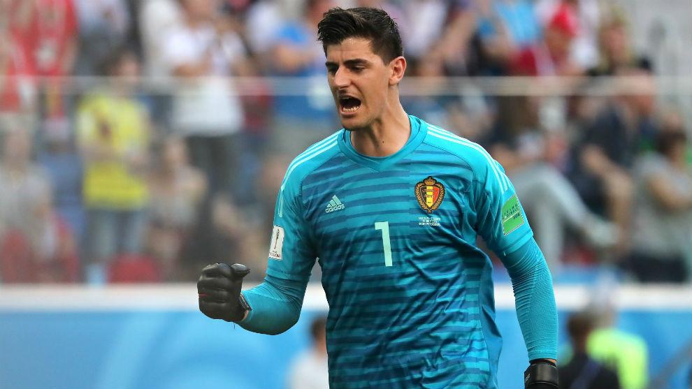 'Courtois is the best goalkeeper in the world' - Belgium boss Martinez backs dropped Real Madrid goalkeeper - Bóng Đá