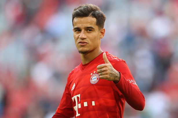 Coutinho: I'd love to stay at Bayern Munich - Bóng Đá