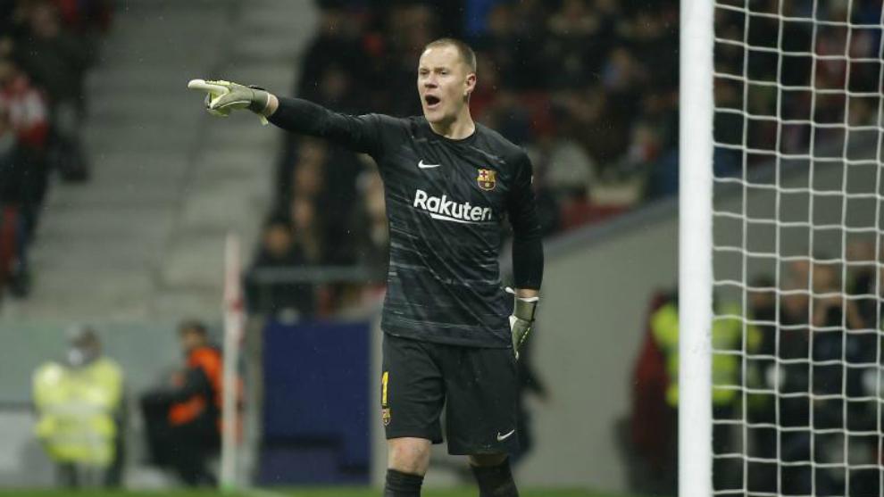 Ter Stegen: Everyone gave their best, Messi scored and I kept a clean sheet - Bóng Đá