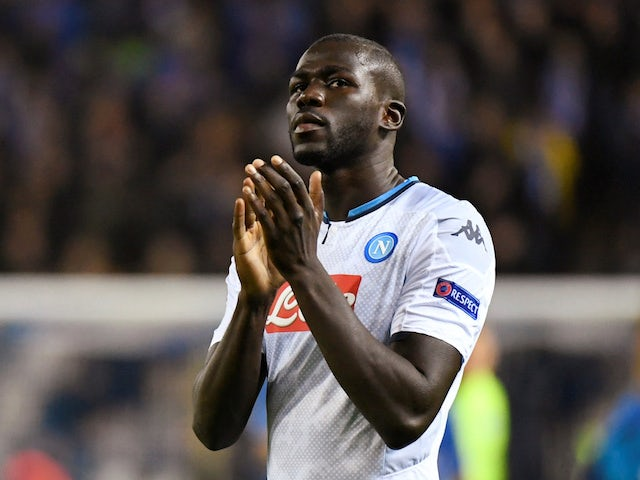 Real Madrid preparing high bid for Napoli's Kalidou Koulibaly? - Bóng Đá