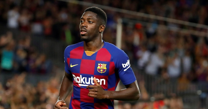 Barcelona forward Ousmane Dembele agent 'meets with Manchester City, Chelsea' - Bóng Đá