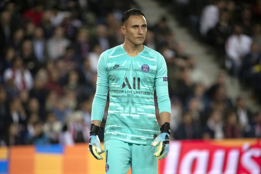 'I suppose they thought it was not my time': Keylor Navas still doesn't understand why Zinedine Zidane pushed him out the door - Bóng Đá