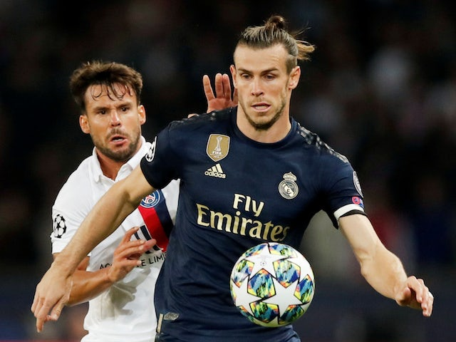 Gareth Bale to miss El Clasico with thigh injury? - Bóng Đá