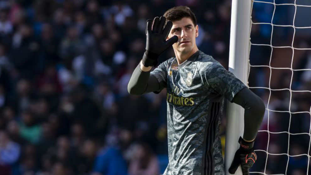 Courtois now has six clean sheets in his last eight games - Bóng Đá