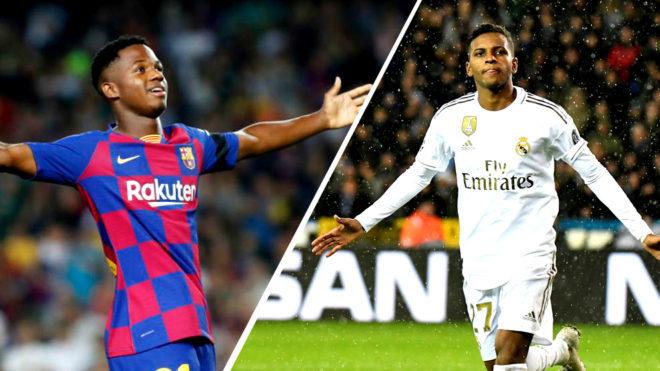 Ansu Fati v Rodrygo: World football's next great rivalry? - Bóng Đá