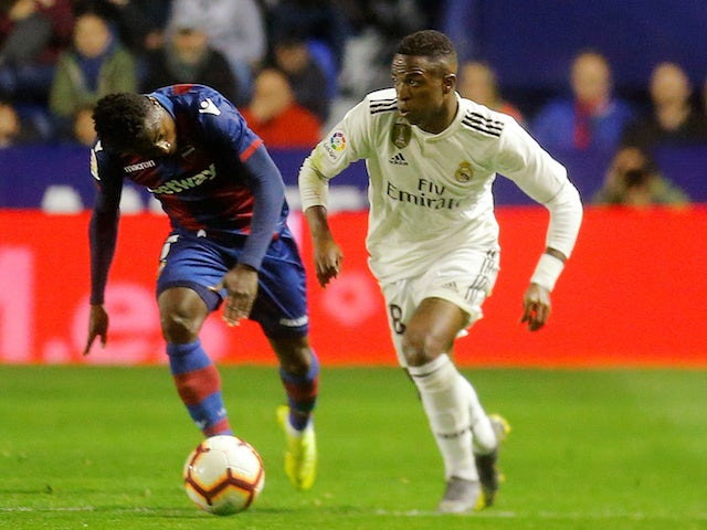 Vinicius Junior rules out Real Madrid exit - Bóng Đá