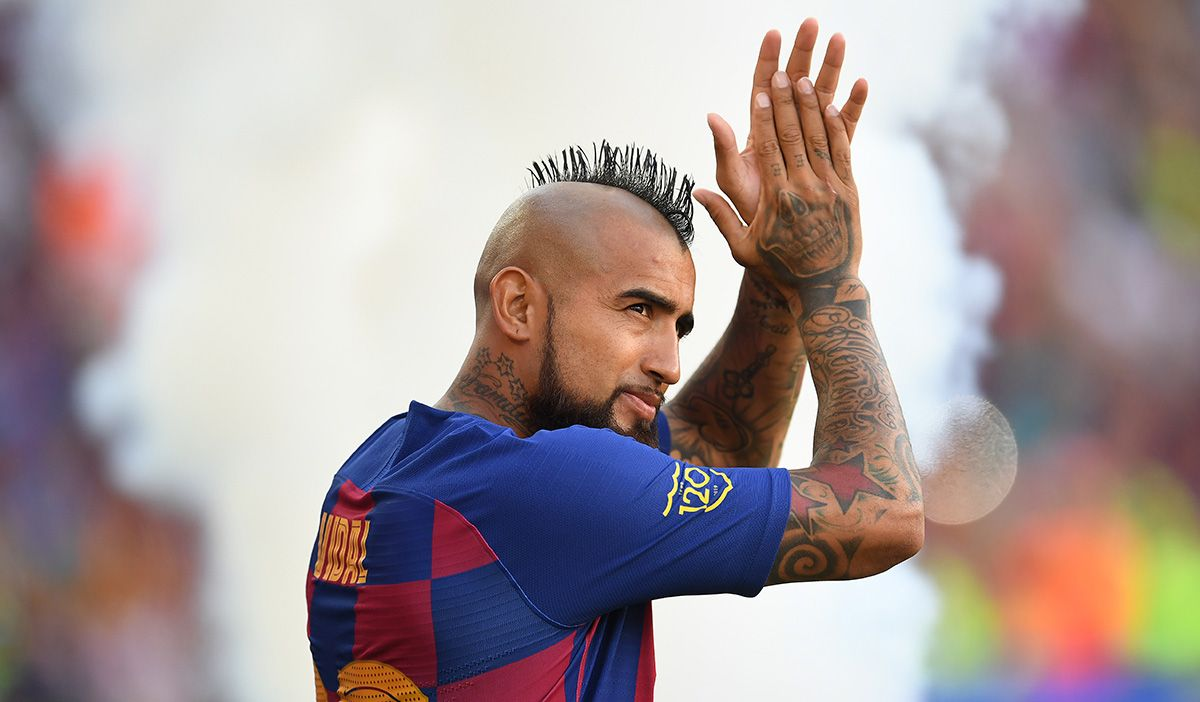 """Valverde: """"Vidal Moving To Inter? This Information Has Not Come From Us"""" - Bóng Đá"""