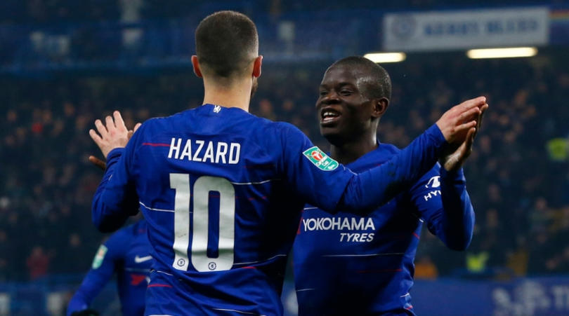 N'Golo Kante 'wants to leave Chelsea' and he prefers Real Madrid over Barcelona - report Read more at https://www.fourfourtwo.com/news/real-madrid-barcelona-ngolo-kante-chelsea-preference-report#ws0lwiuHoQ5W65FB.99 - Bóng Đá
