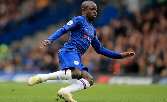 Report: Juve and Barcelona are chasing Kanté, the latest - Bóng Đá