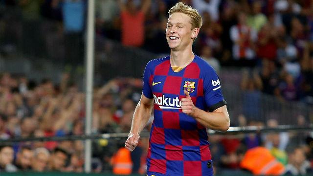 De Jong: I never doubted I could play alongside Messi and Suarez at Barcelona - Bóng Đá