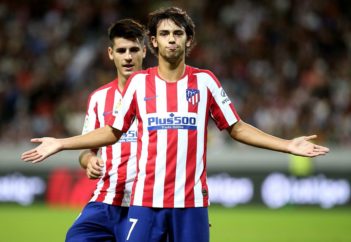 Felix: When I signed for Atletico I thought, 'Wow, I cost €126m!' - Bóng Đá
