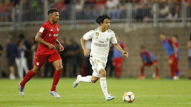 Kubo: Zidane wanted me to stay at Real Madrid this season - Bóng Đá