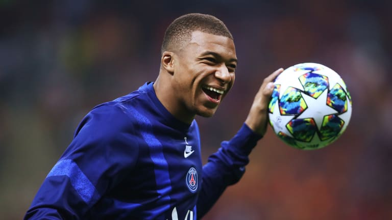 PSG to offer Mbappe €32m in yearly wages amid Madrid links - Bóng Đá