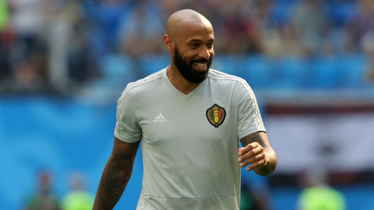Barcelona considering Thierry Henry as option to replace Ernesto Valverde - report - Bóng Đá