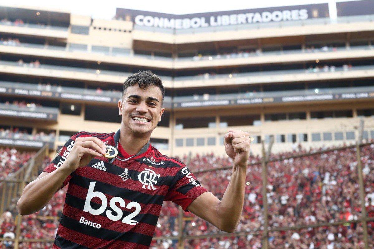 Real Madrid in talks 'with Brazilian teenager Reinier - Bóng Đá