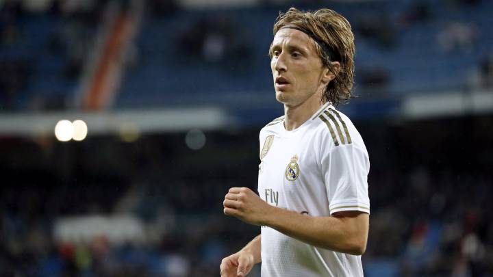Real Madrid midfielder Luka Modric could be headed to D.C. United , per report - Bóng Đá