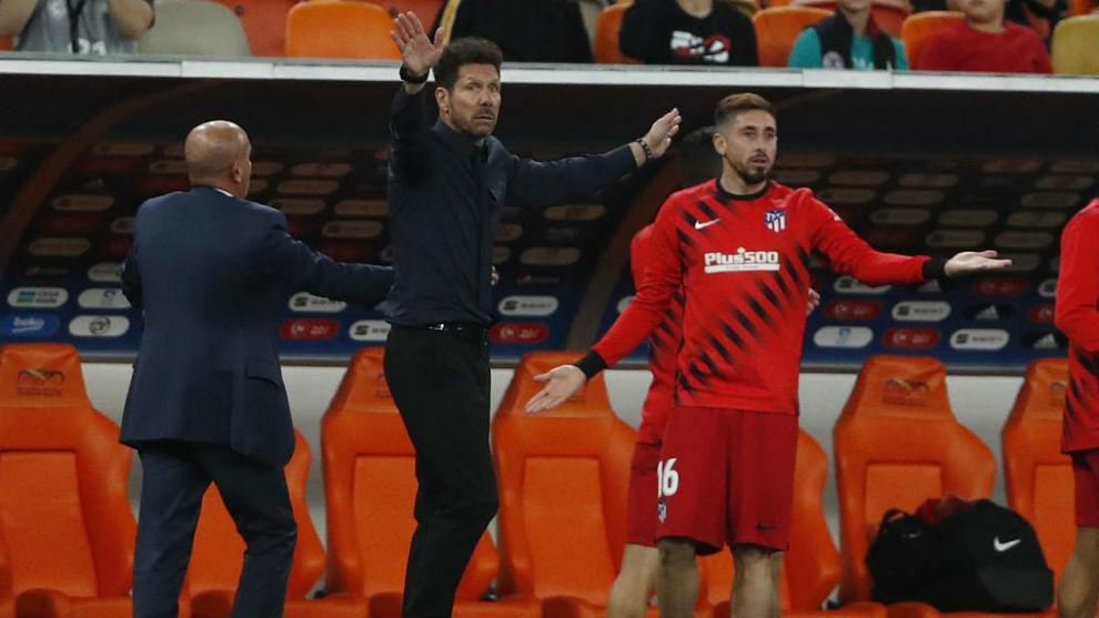 Tip.mobi tổng hợp: Đả bại Barca, HLV Simeone nói 1 điều then chốt khiến CĐV Atletico phát sốt