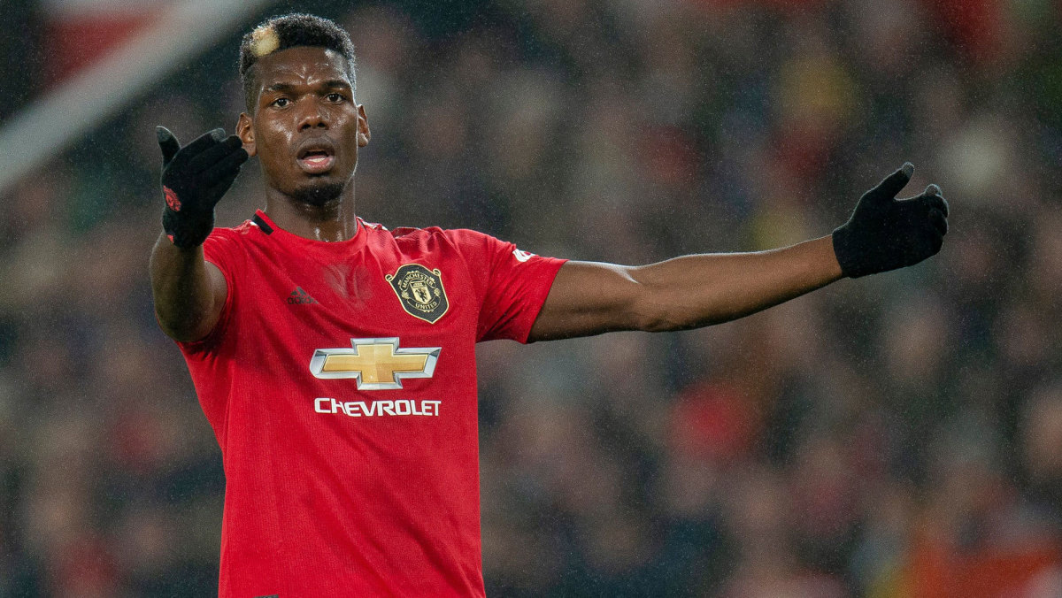 Manchester United offer Paul Pogba in exchange of key Barcelona target - Bóng Đá