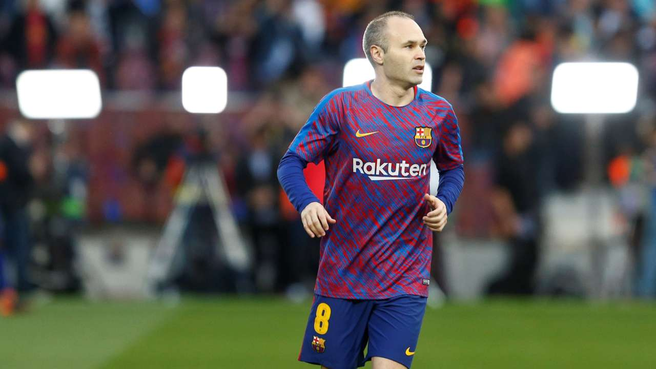 Barcelona  Iniesta: Barcelona's behaviour has been a little ugly, you must respect your coach - Bóng Đá
