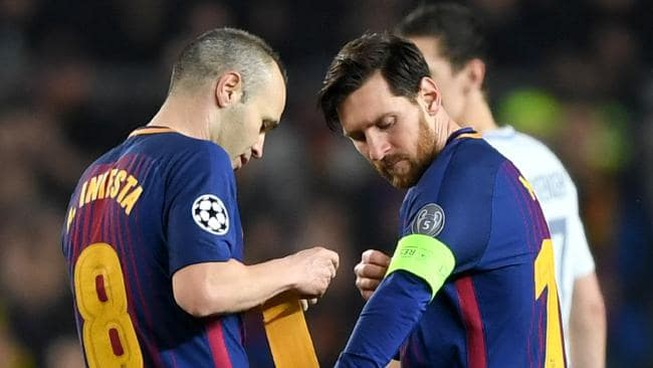 Barcelona  Iniesta: Barcelona's behaviour has been a little ugly, you must respect your coach - Bóng Đá